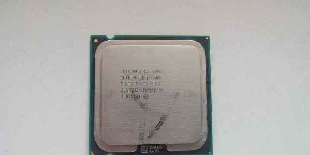 Процессор Celeron E3400 LGA775 800MHz