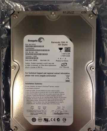 HDD Seagate 320 Gb