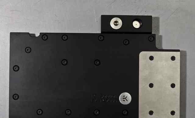 Фулкавер EK-FC7990 - Acetal+ Nickel incl. Backplat