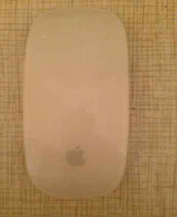 Мышка Apple Magic Mouse (белый)
