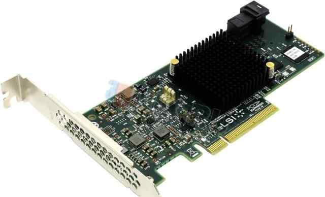 Контроллер LSI 9341-4i KIT
