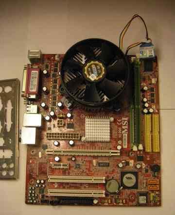 Материнская плата MSI P4M900M2-L