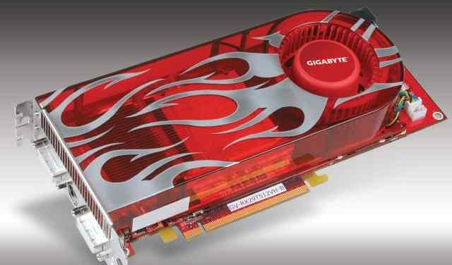 Видеокарта Radeon HD 2900 XT