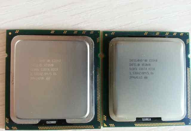 2 Xeon E5540 slbf6 2.53GHz LGA1366