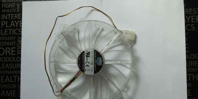 Корпусный вентилятор Cooler Master A20030-10CB-2MN