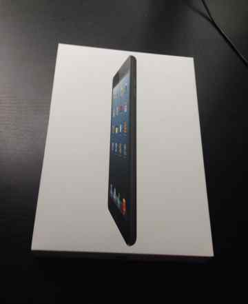 Коробка от iPad mini 1 64gb cellular (Black)