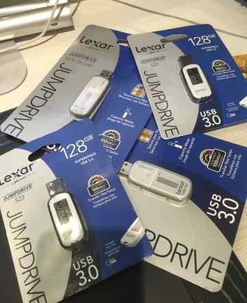 Lexar USB Flash 128gb 128гб флэшка JumpDrive