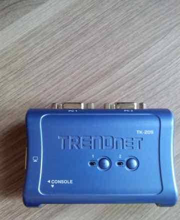 Kvk Trendnet tk-209 USB