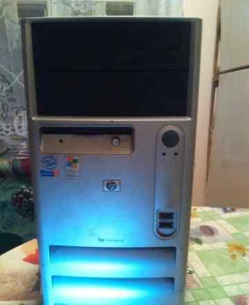 HP Compaq dx2000 Microtower