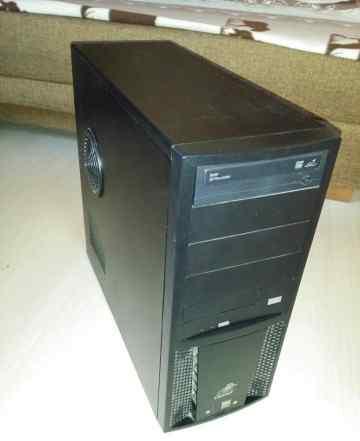 Мощный двухъядерный офисный компьютер