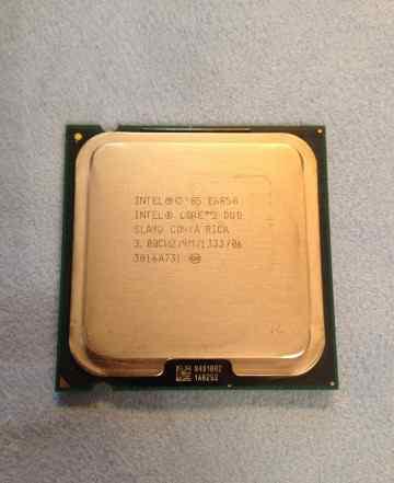 Core 2 Duo E6850