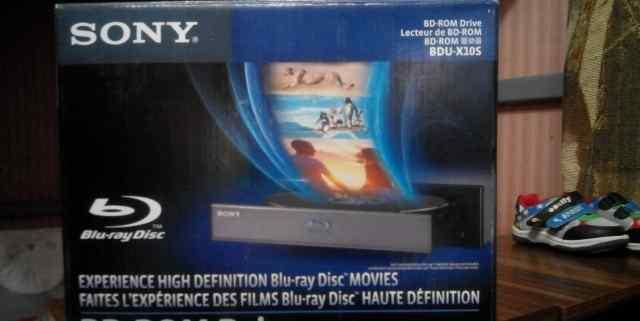 Soni BD-ROM driver BDU-X10S BLU-RAY disc