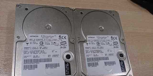 HDD Hitachi Ultrastar IC35L036uwdy10-0