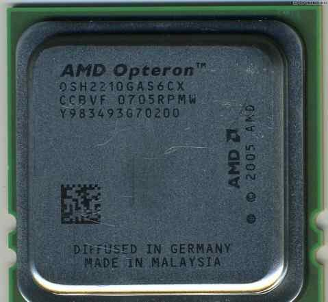 AMD Opteron 2210 EE