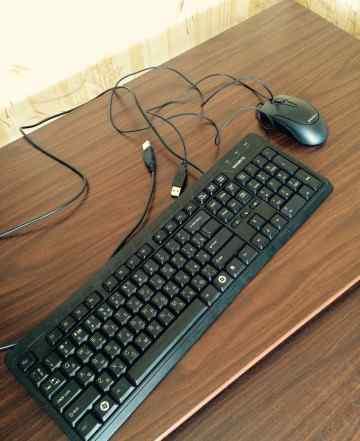 Клавиатура + Мышь Gigabyte (sb)