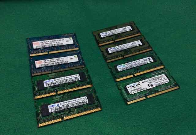 Оперативная память DDR3 SO-dimm