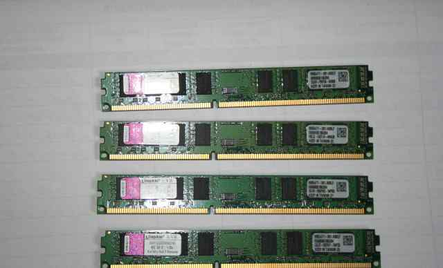 Память Kingston DDR3