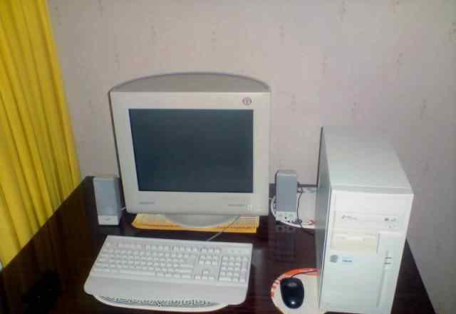 компьютер Pentium IV - 3200 MHz