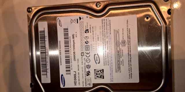 HDD Samsung 300GB HD300LJ