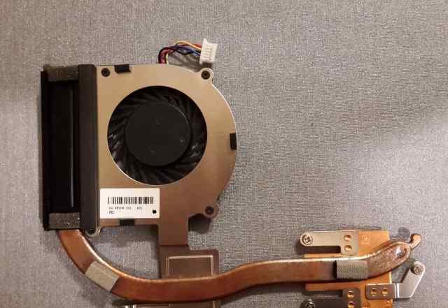 Sony vaio vpcyb2L1R PCG-31311V кулер в сборе