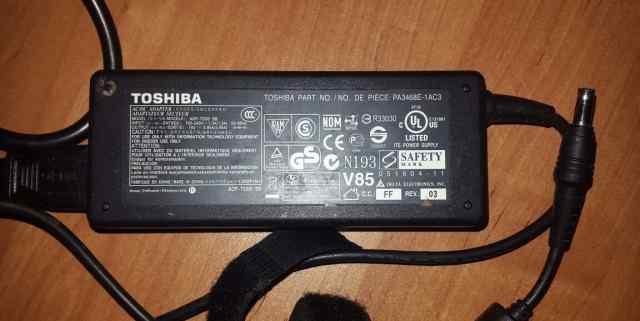 Блок питания Toshiba PA3468E-1AC3 и других моделей