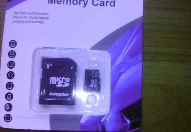 Карта памяти micro sdhc