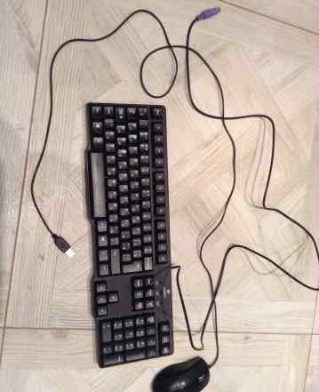 Клавиатура Logitech classic k-100
