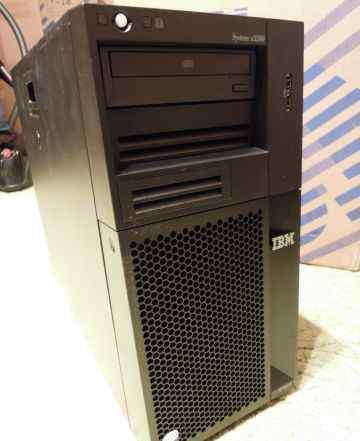 Сервер IBM xseries x3200