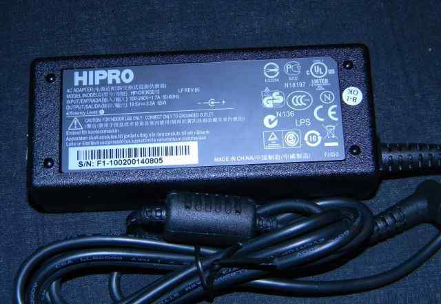 Hipro Блок питания для ноутбука