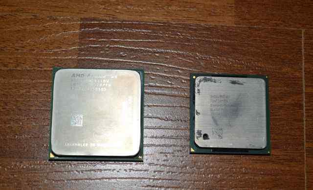 Процессоры S478 S939