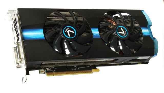 AMD Sapphire vapor-X R9 270X 2GB gddr5