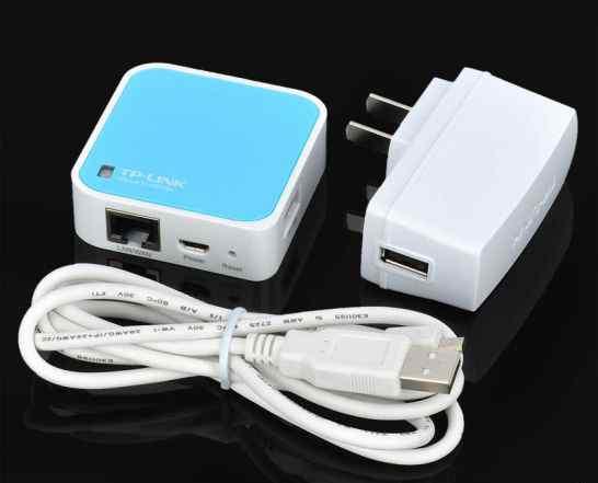 Wifi роутер TP-link TL-WR703N mod/16М/64М/openwrt