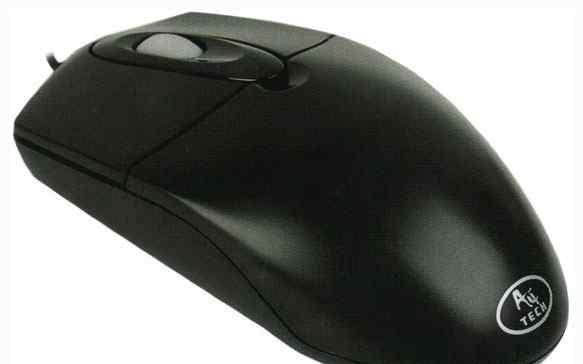 Мышь проводная A4Tech OP-720 Optical Black USB
