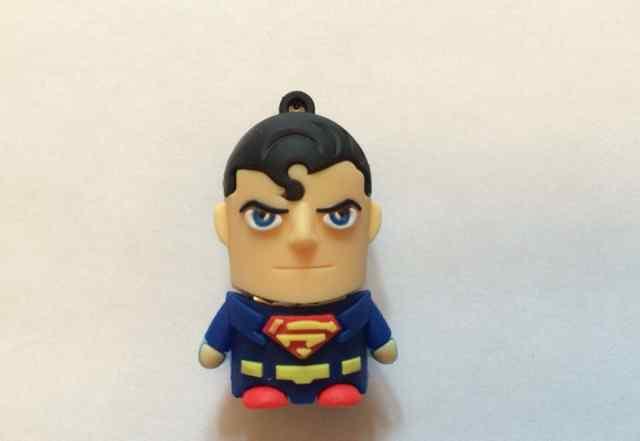 """USB """"Superman"""" 8 Gb"""