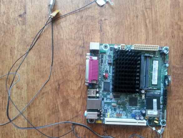 Материнская плата MB Intel D425KT ITX