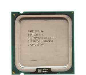 Intel Pentium D 915 2.80