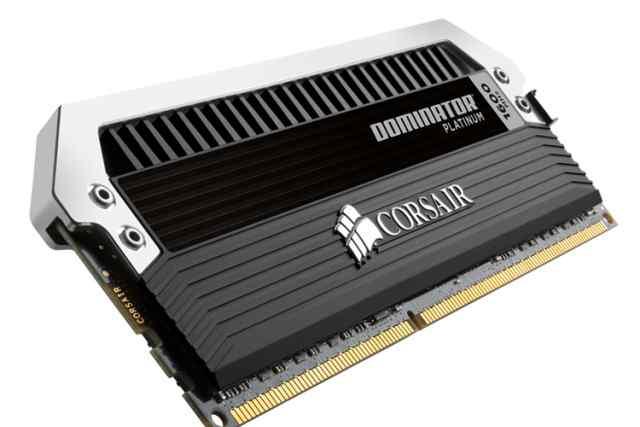 Dominator Platinum 8GB (CMD8GX3M2A1600C9)