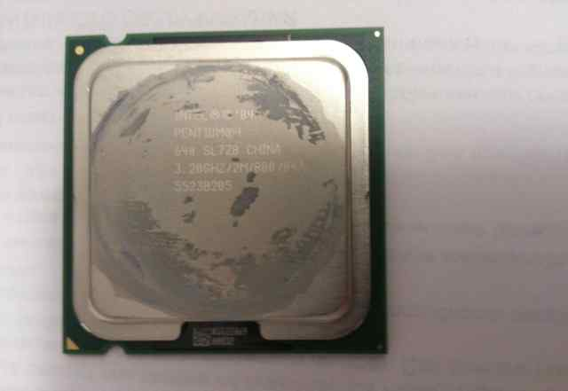 Intel Pentium 4 Socket 775 3.20GHZ/2M/800