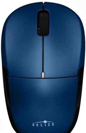 Беспроводная оптическая мышь Oklick 575SW USB