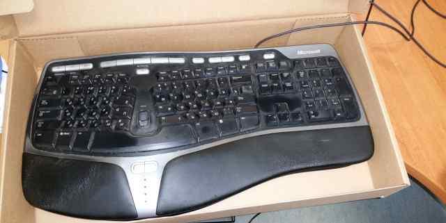 Клавиатура Microsoft Natural 4000