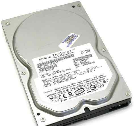 Жёсткий диск Hitachi 160GB 3.5