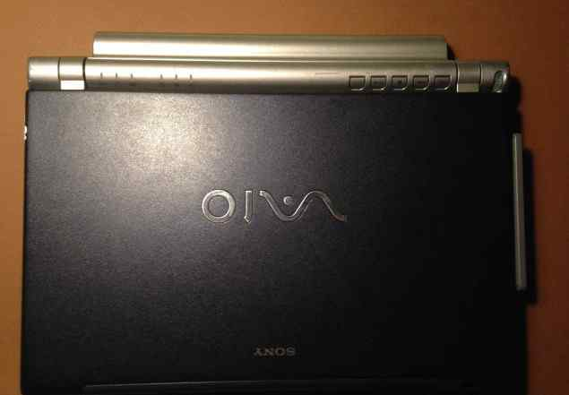 Sony vaio VGN-T350P