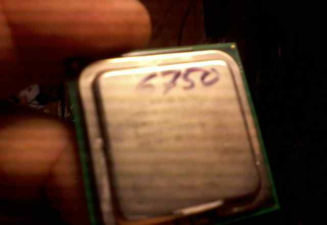 Процессор Core 2duo