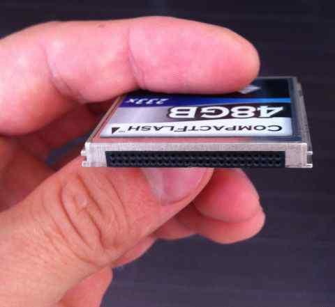 CF 48Gb pretec промышленное исполнение
