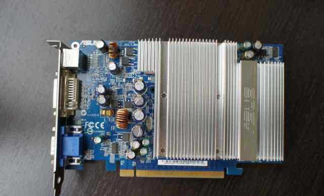 GeForce 6600 silent