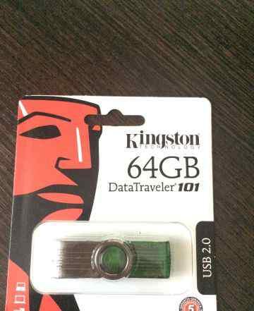 Флешка Kingston 64 GB