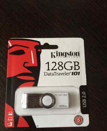 Флешка Kingston 128gb