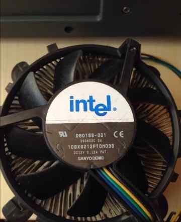 Intel Core2Duo 6300 1.86ггц