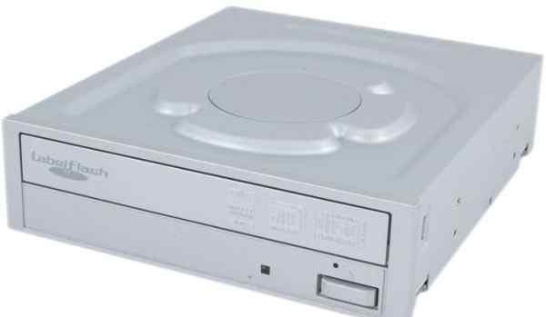 Sony NEC Optiarc AD-7243S Silver