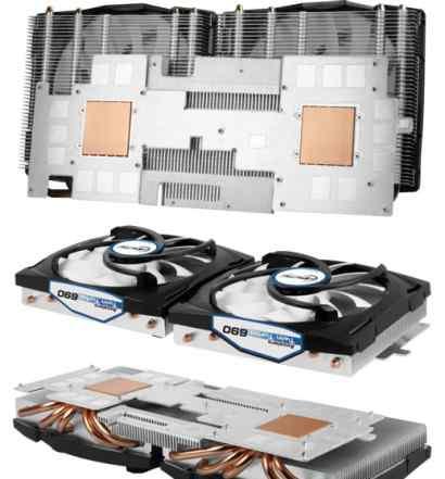 Accelero xtreme 690 - Охлаждение видеокарты